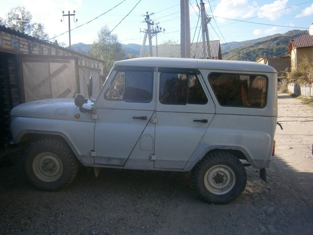 УАЗ Хантер 1990