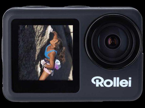 Новая Экшен камера Rollei Actioncam 8s Plus
