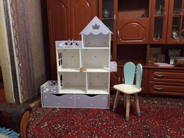 Кукольный домик . Мебель. Ляльковий будиночок, різні варіанти.