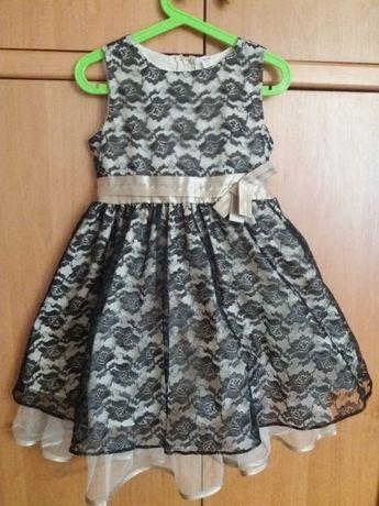 Платье на возраст 4-6 лет