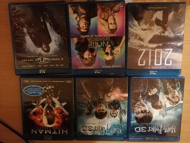 Blu-ray filmes novos