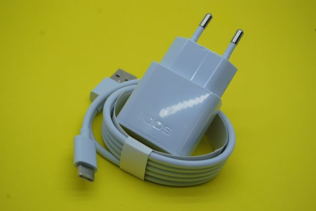 USB кабель+адаптер для IQOS оригинал