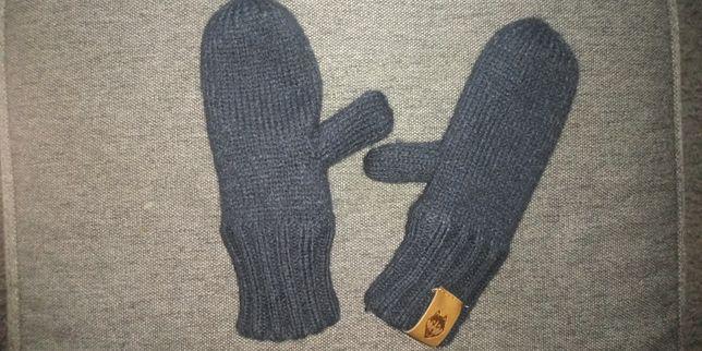 Rękawiczki granatowe H&M rozm.92