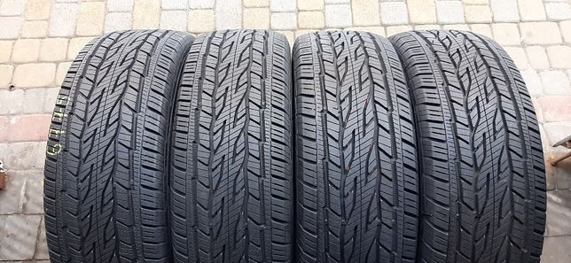 Резина літня 99% 255/60 R18 Continental Cross Contact LX 2 (арт. 6775)