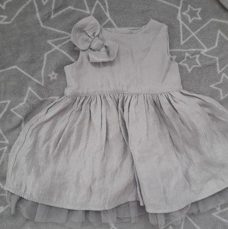 sukienka w rozmiarze 74
