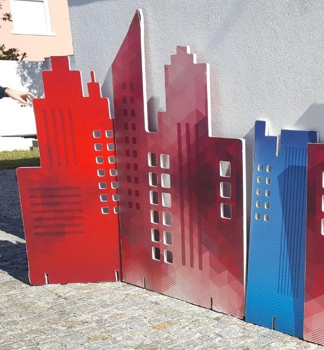 Prédios - Festa Super Heróis Aldoar, Foz Do Douro E Nevogilde - imagem 1