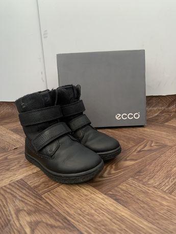 Ecco зимние ботинки 29 размер