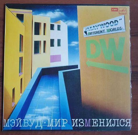 Платівка / Пластинка Maywood – 1981 Different Worlds (Мелодия)