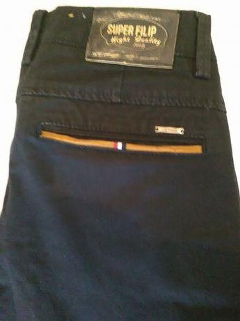 Spodnie chłopięce roz.164