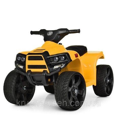 Дитячий електромобіль Квадроцикл M 3893, SATAIC, детский электромобиль