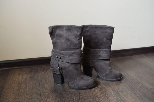 Сапожки ботинки козачки,козаки