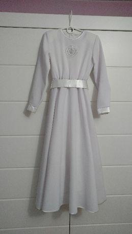 alba komunijna - sukienka do komunii