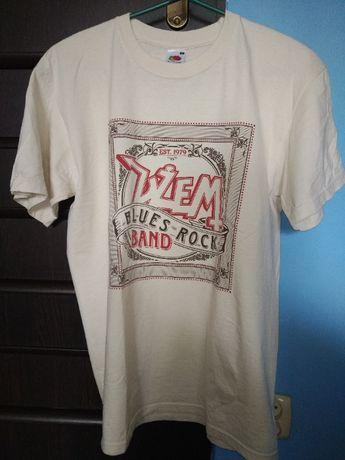 Koszulka DŻEM Blues-Rock Band