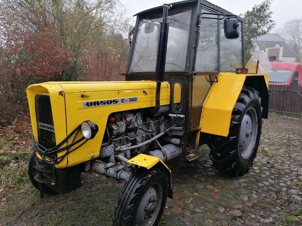 Sprzedam ciągnik rolniczy Ursus C 360