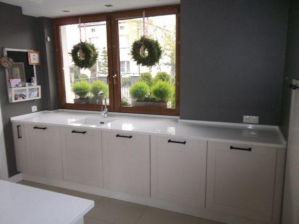 Blaty kuchenne łazienkowe kwarc granit marmur producent śląsk
