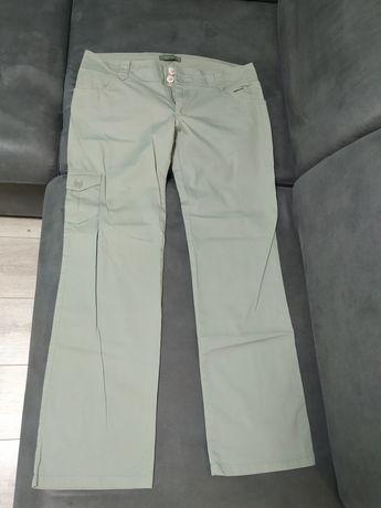 Брюки женские оливкового цвета, штаны цвета хаки