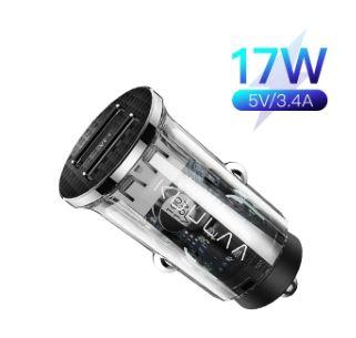 Ładowarka 2x USB 12-24V ładowarka samochodowa