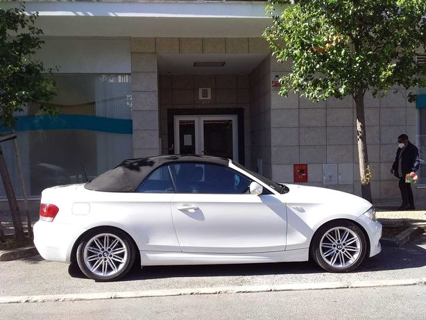 Bmw 118D COUPE/CABRIO pack-M