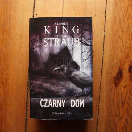 """Stephen King """"Czarny dom"""""""