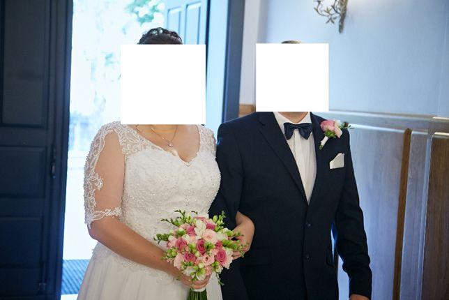 Suknia Ślubna Plus Size z salonu Rosa Marie