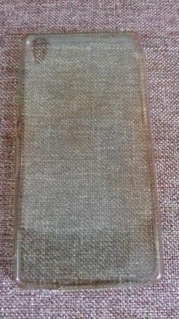 Чехол прозрачный для телефона Sony Xperia Aqua Mp4
