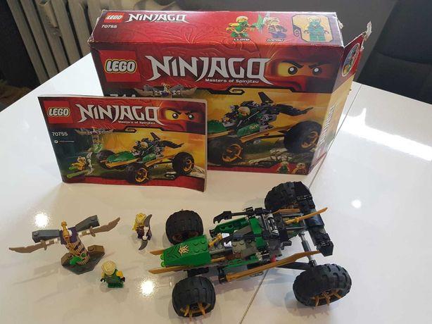 Lego NINJAGO 70755 kompletny, pudelko i instrukcja