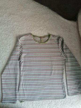 Bluzka w paski Coccodrillo 146cm