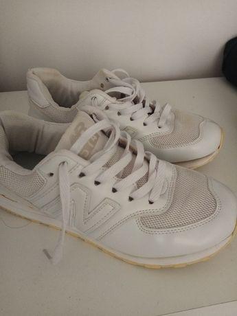 Buty białe new balance