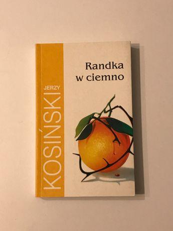 """Nowa książka """"Randka w ciemno"""" Jerzy Kosiński"""