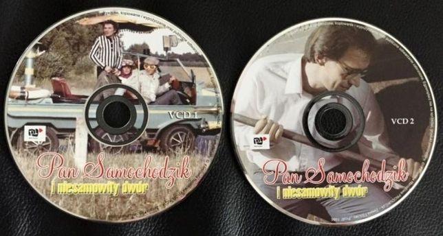 VCD Pan Samochodzik i Niesamowity Dwór