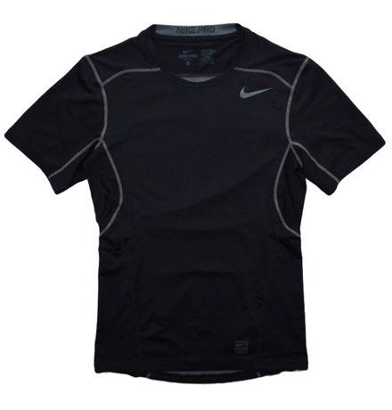 Nike PRO S/M jak NOWA techniczna koszulka na siłownie crossfif