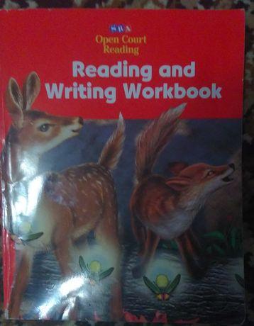 Reading and Writing Workbook для дошкільнят