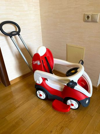 Детская машинка для катания Smoby Медвежонок Бабл Гоу