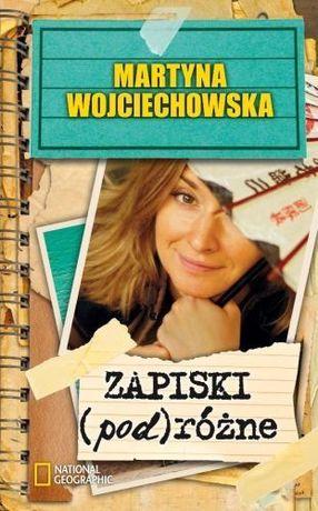 Zapiski podróżne Martyna Wojciechowska