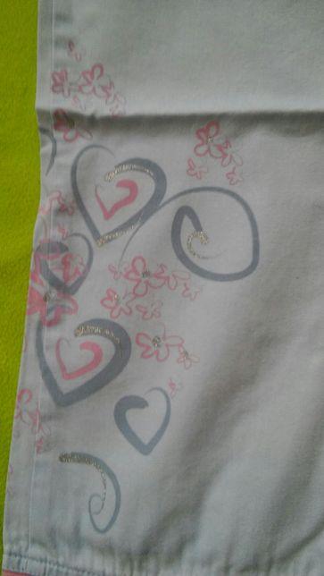 Spodnie z tkaniny 110/116