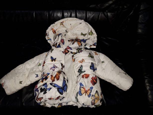 Новая курточка на девочку на 2-3 года