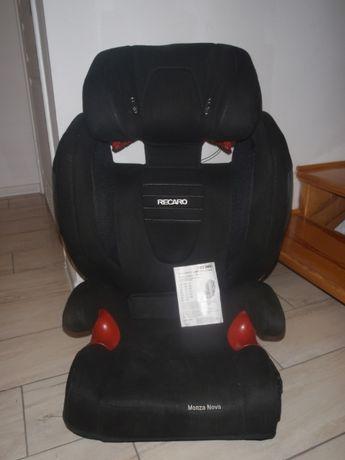 Fotelik samochodowy 15-36kg RECARO MONZA NOVA 2 SEATFIX (isofix)