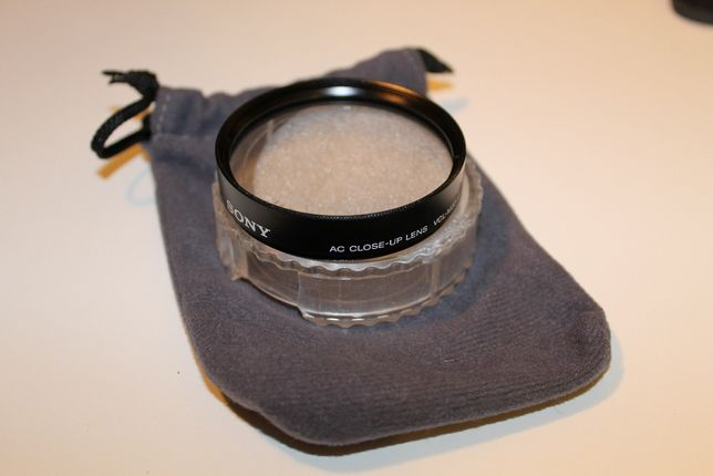 Filtro Close-up Sony VCL-M3358