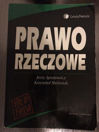 Prawo Rzeczowe LexisNexis J. Ignatowicz K. Stefaniuk