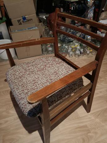 Fotel, krzesło PRL