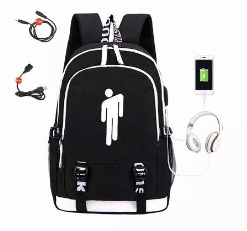 Стильный рюкзак с USB- зарядкой Билли АЙЛИШ. Новый. Из США. 1565грн
