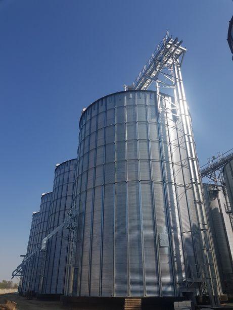 Силос ARAJ Арай (UNIA),для зберігання зернових.