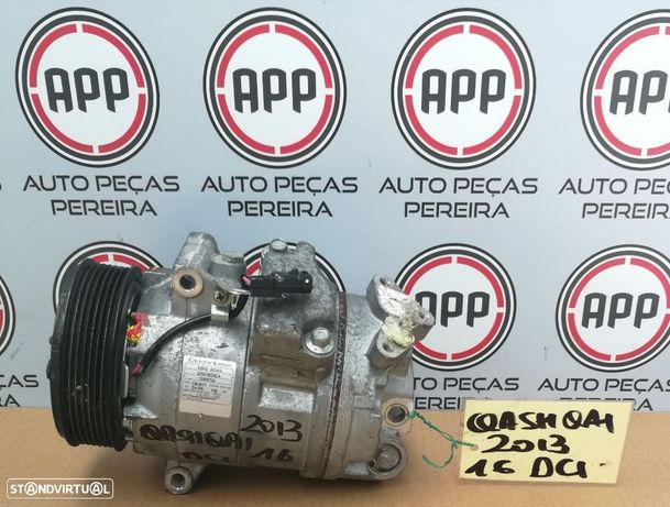 Compressor AC Nissan Qashqai 2013  1.6 DCI .