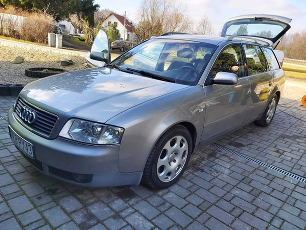 Audi A6 C5 2,4 Ben.