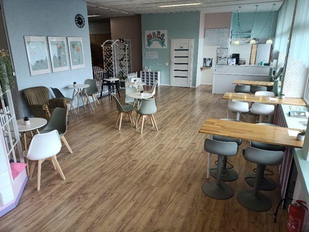 komunie, chrzciny - wynajem sali (kawiarnia + sala zabaw) 350 m2