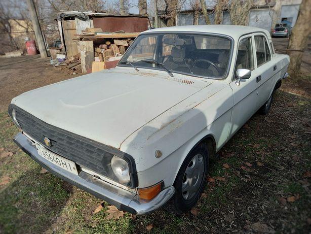 """Автомобіль (""""Волга"""" ГАЗ-24-10)"""