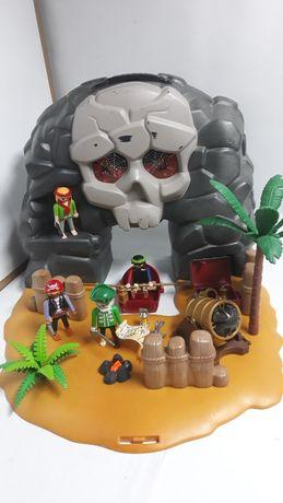 Playmobil wyspa czaszki