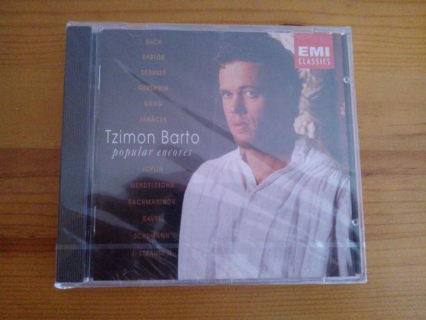CD Tzimon Barto - Popular Encores (Novo)