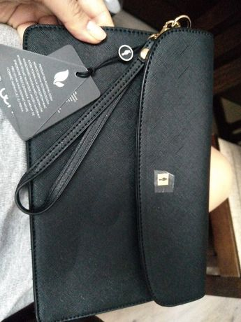 Nowa torebka czarna ochnik