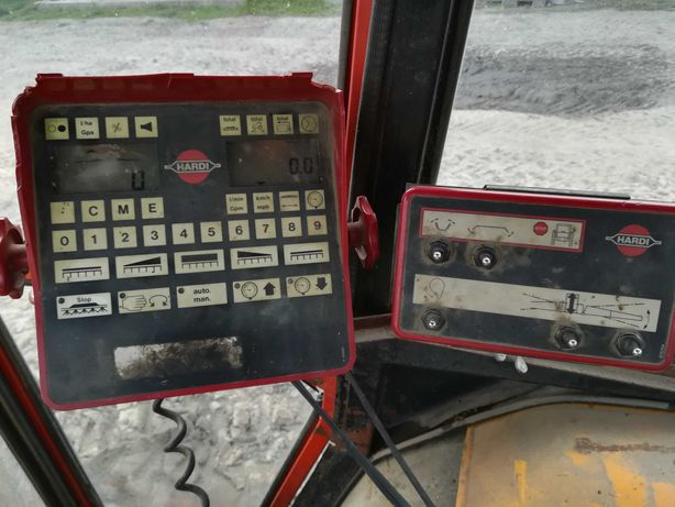 Komputer opryskiwacza hardi tronic 2000